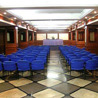image of Banquet Hall at Hotel Sai Prakash ac banquet hall at nampally, hyderabad