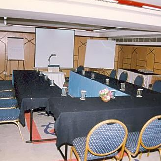 image of Banquet Hall at Breeze Hotel Kilpauk ac banquet hall at purasawalkam, chennai