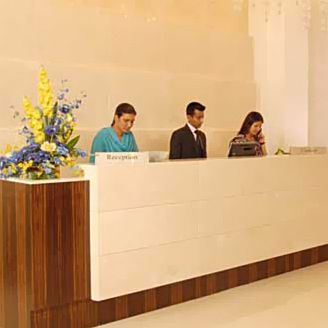image of Banquet Hall at Hotel Inner Circle ac banquet hall at banjara-hills, hyderabad