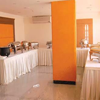 image of Banquet Hall at Hotel SG Comforts ac banquet hall at abids, hyderabad