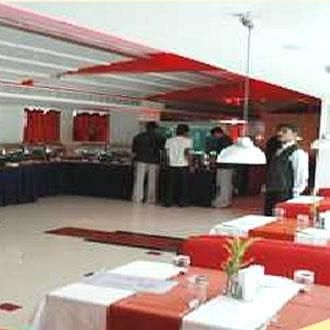 image of Banquet Hall at Hotel Log Inn ac banquet hall at begumpet, hyderabad