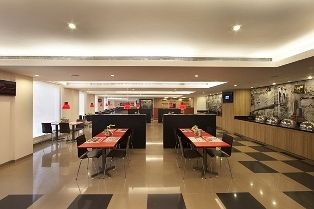image of Banquet Hall at Red Fox Hotel Hyderabad ac banquet hall at madhapur, hyderabad
