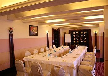image of Banquet Hall at Quality Inn Residency ac banquet hall at nampally, hyderabad