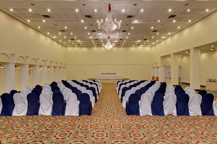 Ambassador Pallava Banquet Hall Egmore