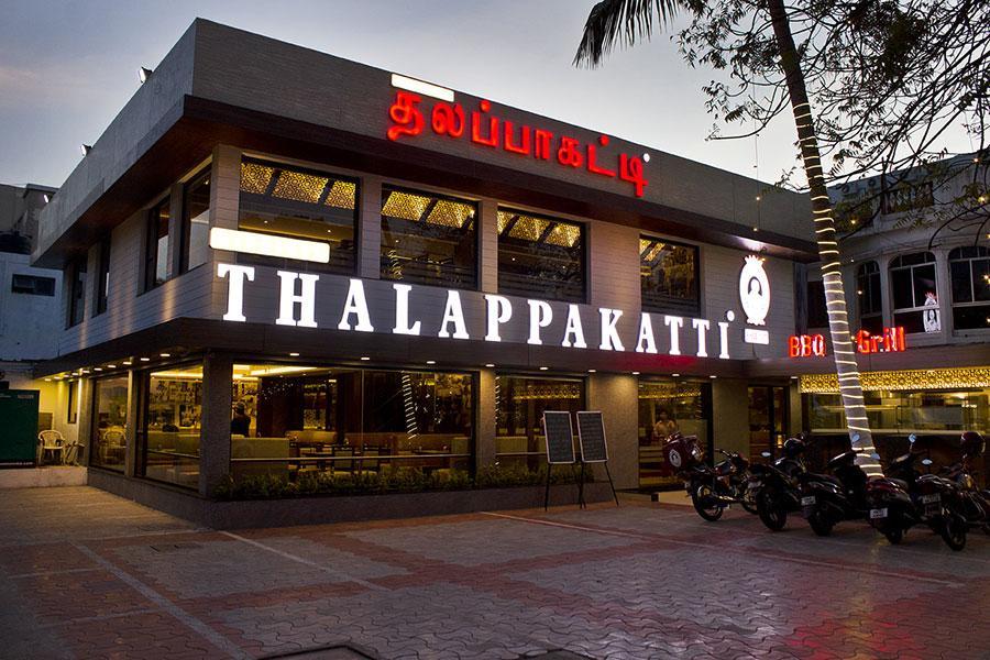 Image result for thalappakatti anna nagar