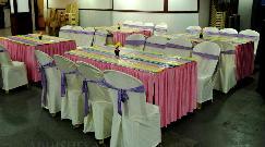 image of Banquet at Abhishekam Convention Center ac banquet hall at thripunnithura, kochi
