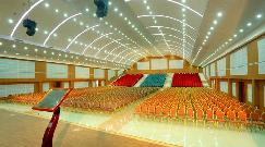 image of Adlux International Convention Center ac banquet hall at angamaly, kochi