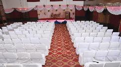 image of Banquet Hall at Hotel Shan Royal Koyambedu ac banquet hall at arumbakkam, chennai