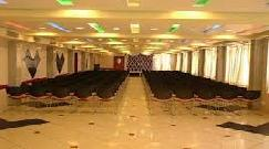 image of Goldmine Hotel Party Hall Koyambedu ac banquet hall at koyambedu, chennai