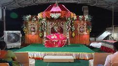 image of Banquet Hall at Hotel Tourist Plaza ac banquet hall at kachiguda, hyderabad