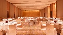 image of Banquet Hall at Trident Hyderabad ac banquet hall at hitec-city, hyderabad