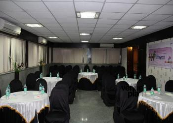image of 9 Marks Inn ac banquet hall at indiranagar, bengaluru