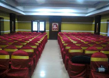 image of VT Banquet Hall at Hotel AMS Raj Palace Sundar ac banquet hall at adyar, chennai