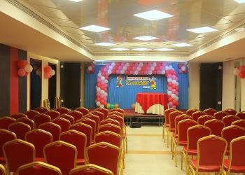 image of Aasife Function Hall ac banquet hall at guindy, chennai