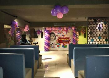 image of Party Hall at Aasife Biriyani Velachery ac banquet hall at velachery, chennai