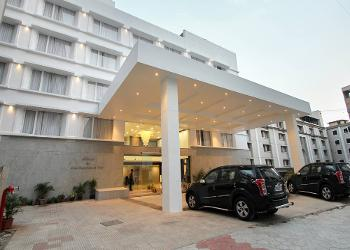 image of Banquet Hall at Hotel Abode ac banquet hall at lakdikapul, hyderabad