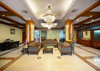image of Banquet Hall at Hotel Anmol Continental ac banquet hall at saifabad, hyderabad