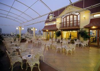 image of Banquet Hall at Hotel Godwin ac banquet hall at colaba, mumbai