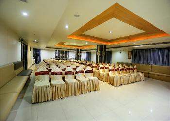 image of Banquet Hall at Hotel Sitara Grand ac banquet hall at kukatpally, hyderabad