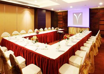 image of Banquet Hall at Hotel Yogi Executive ac banquet hall at vashi, mumbai