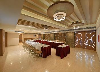 image of Banquet Hall at Krishna Palace Hotel ac banquet hall at grant-road, mumbai