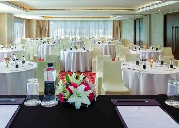 image of Banquet Hall at Mercure Hyderabad KCP ac banquet hall at banjara-hills, hyderabad