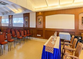 image of Banquet Hall at Hotel North Pride ac banquet hall at ernakulam-city-centre, kochi
