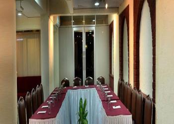 image of Banquet Hall at Sea Palace Hotel ac banquet hall at colaba, mumbai