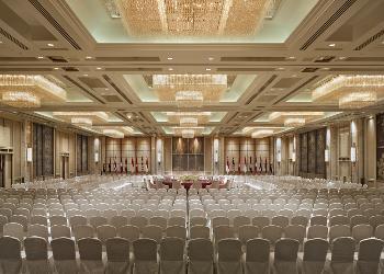 image of Banquet Hall at Shangri La Hotel Singapore ac banquet hall at orchard-road, singapore