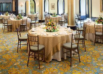 image of Banquet Hall at The Taj Mahal Palace Hotel ac banquet hall at colaba, mumbai