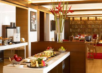 image of Banquet Hall at Trident Hotel ac banquet hall at nariman-point, mumbai