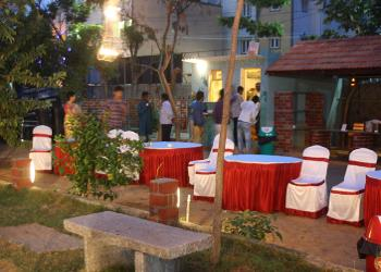 image of Banquet Hall at Kriyates Club and Lawns ac banquet hall at thoraipakkam, chennai