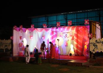 image of Banquet KRC and Open Lawns ac banquet hall at thoraipakkam, chennai