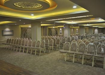 Banquet Hall Seating