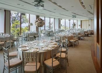 image of Banquet Hall at Capella Singapore ac banquet hall at sentosa, singapore