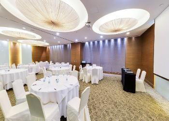 image of Banquet Hall at Changi Village Hotel ac banquet hall at changi-airport-vicinity, singapore