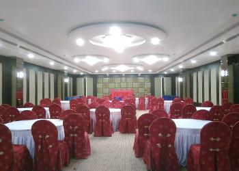 image of Banquet Hall at Checkers Hotel ac banquet hall at saidapet, chennai