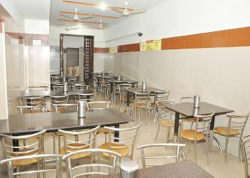 image of Doveton Cafe Purasawalkam Party Hall ac banquet hall at purasawalkam, chennai