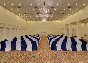 image of Ambassador Pallava Banquet Hall Egmore ac banquet hall at egmore, chennai