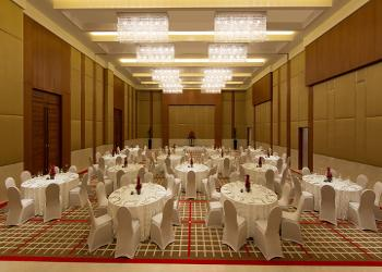 image of Grand Banquet Hall at Oberoi Dubai ac banquet hall at sheikh-zayed-road, dubai