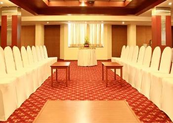 image of Banquet Hall at Harrisons Hotel Nungambakkam ac banquet hall at nungambakkam, chennai
