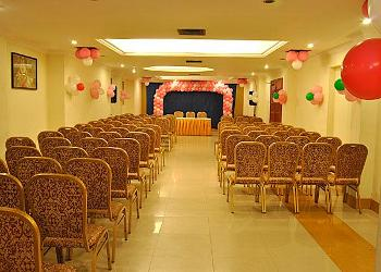 image of Banquet Hall at Atchaya Hotel Arumbakkam ac banquet hall at arumbakkam, chennai
