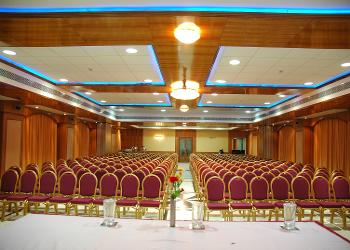 image of Chennai Deluxe Hotel Banquet Hall Koyambedu ac banquet hall at koyambedu, chennai