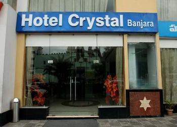 image of Banquet Hall at Hotel Crystal Banjara ac banquet hall at banjara-hills, hyderabad