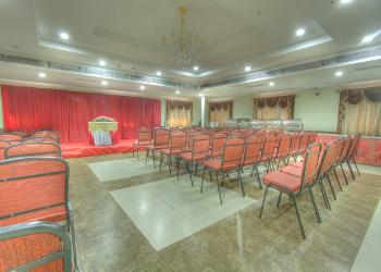 image of Banquet Hall at Hotel Crystal Castle JP Nagar ac banquet hall at jp-nagar, bangalore