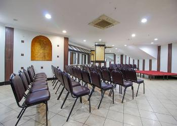 image of Banquet Hall at Hotel Harsha ac banquet hall at nampally, hyderabad