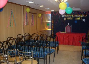 image of Party Hall at Hotel Manickam Grand ac banquet hall at pallavaram, chennai