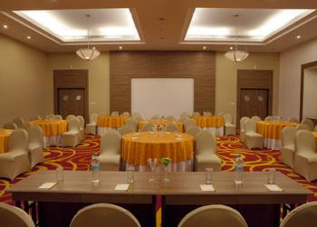 image of Banquet Hall at Hotel Marjan International ac banquet hall at nampally, hyderabad