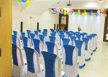 image of Banquet Hall at Panchvati Comforts Kanakapura Road ac banquet hall at banashankari, bangalore