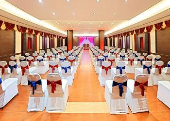 image of Banquet Hall at Hotel Royal Plaza ac banquet hall at koyambedu, chennai